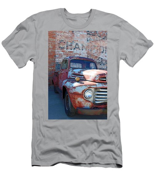 A Truck In Goodland Men's T-Shirt (Athletic Fit)