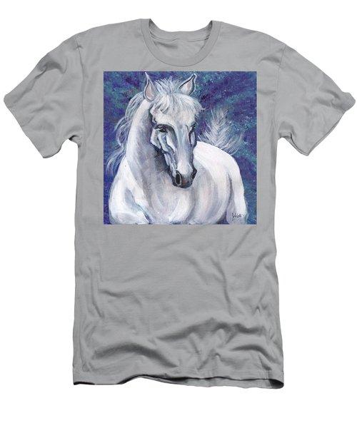A Wild One Men's T-Shirt (Slim Fit) by John Keaton