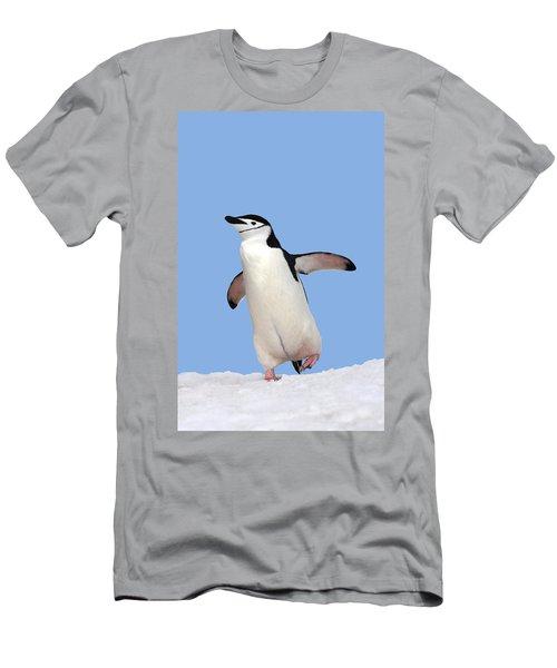 A Winter Walk Men's T-Shirt (Athletic Fit)