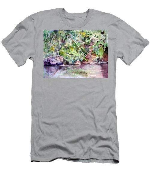 Abram's Creek Men's T-Shirt (Athletic Fit)
