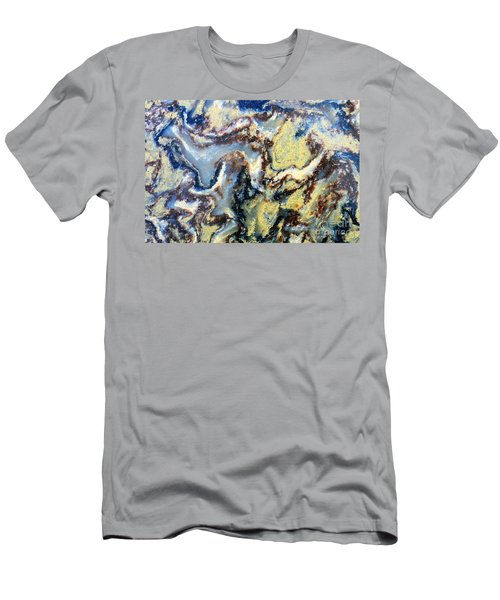 Patterns In Stone - 95 Men's T-Shirt (Athletic Fit)