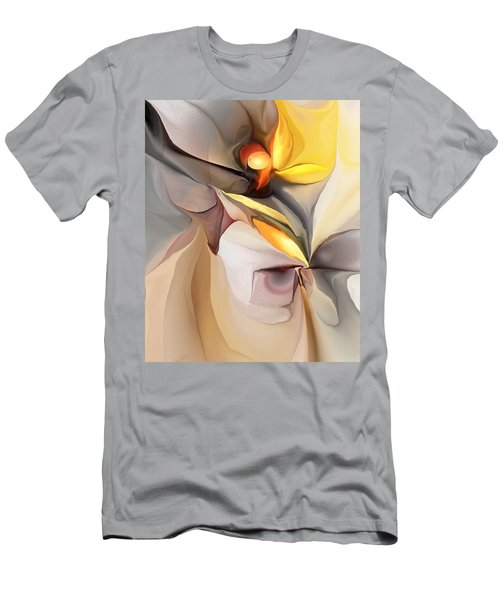 Abstract 060213 Men's T-Shirt (Athletic Fit)