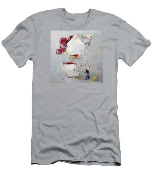 Abstract 2015 04 Men's T-Shirt (Slim Fit) by Becky Kim