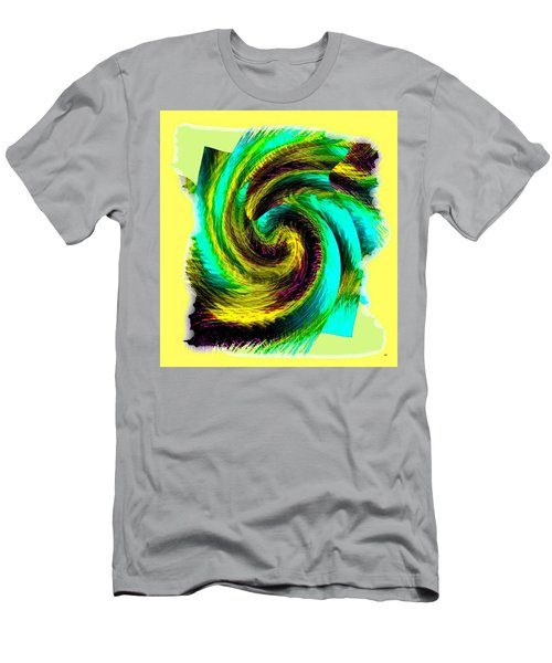 Abstract Fusion 201 Men's T-Shirt (Athletic Fit)