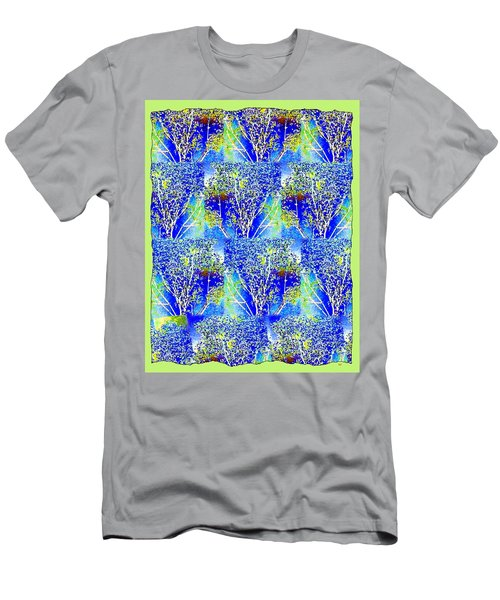 Abstract Fusion 239 Men's T-Shirt (Athletic Fit)