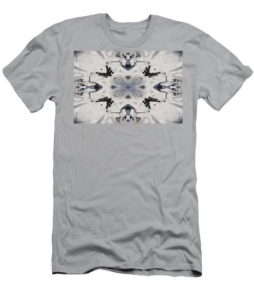 Abstract Graffiti 16 Men's T-Shirt (Athletic Fit)