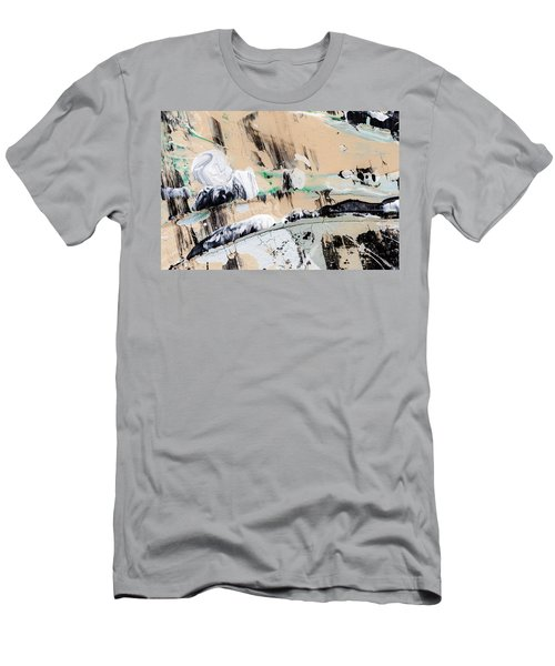 Abstract Original Painting Number Seven  Men's T-Shirt (Athletic Fit)