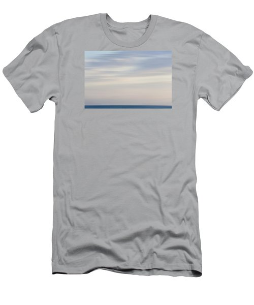 Abstract Seascape No. 01 Men's T-Shirt (Athletic Fit)