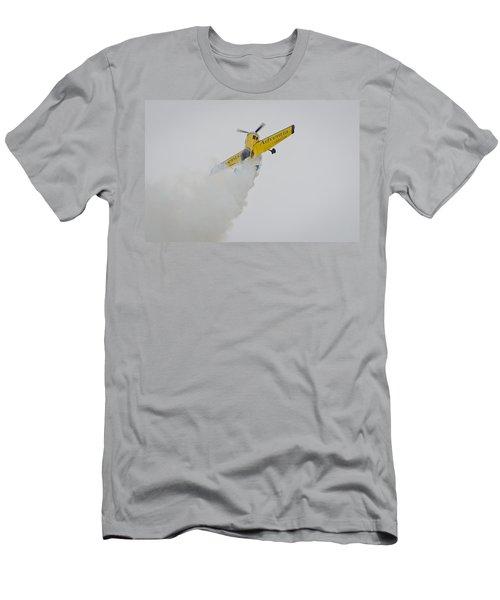 Aerobatics At Cuatro Vientos II Men's T-Shirt (Athletic Fit)