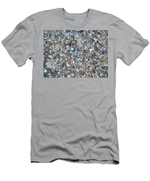 After Jackson Pollock Men's T-Shirt (Athletic Fit)