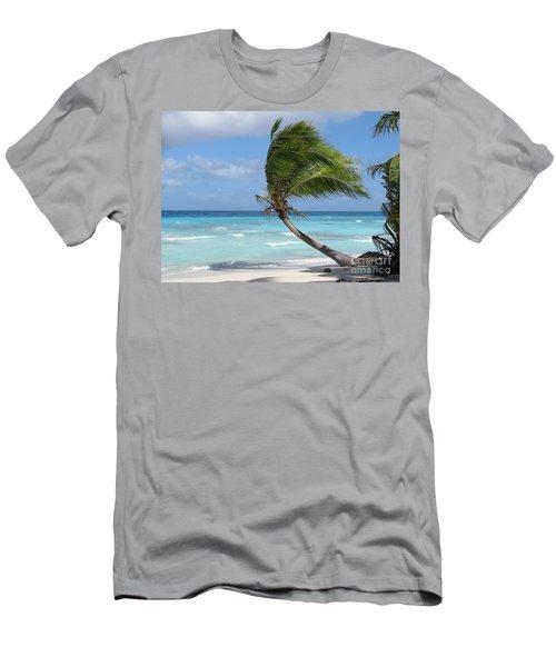 Against The Winds Men's T-Shirt (Athletic Fit)