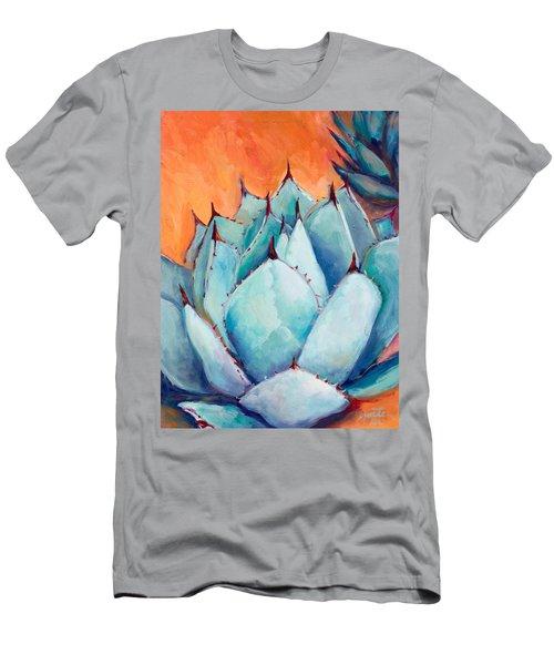 Agave 1 Men's T-Shirt (Athletic Fit)