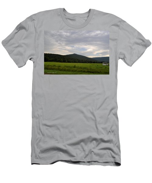 Alabama Mountains 2 Men's T-Shirt (Athletic Fit)