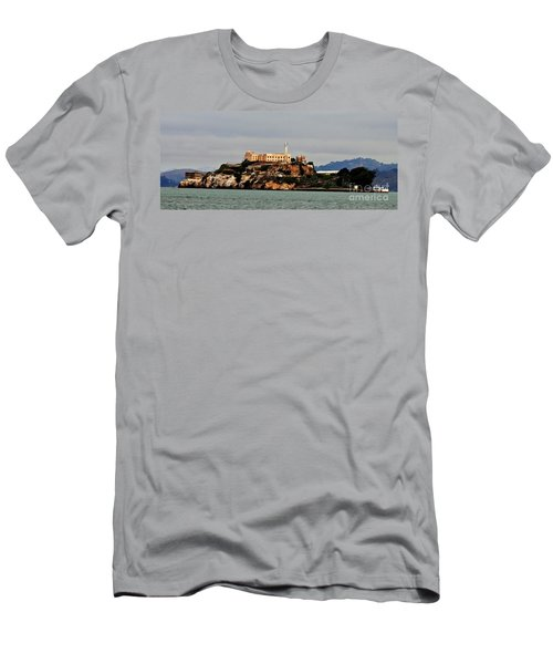 Alcatraz Island - The Rock Men's T-Shirt (Athletic Fit)
