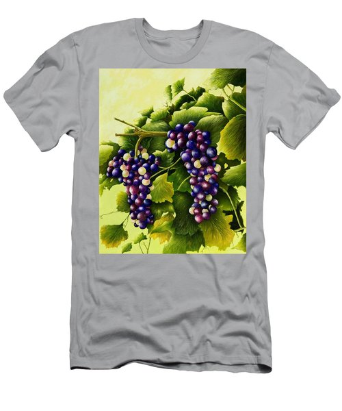 Almost Harvest Time Men's T-Shirt (Athletic Fit)