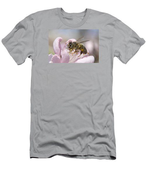 Men's T-Shirt (Slim Fit) featuring the photograph Almost Spring 01 by Kevin Chippindall