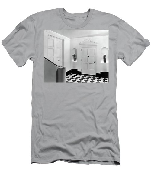 An Entrance Hall Men's T-Shirt (Athletic Fit)