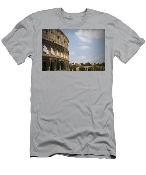 Ancient Colosseum Men's T-Shirt (Athletic Fit)