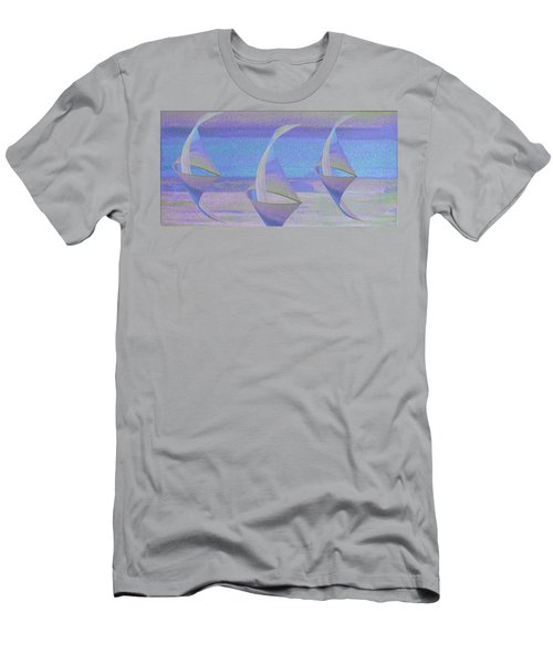 Angelfish3 Men's T-Shirt (Athletic Fit)