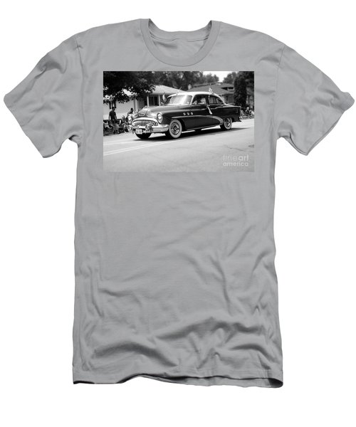 Antique Car Parade Men's T-Shirt (Athletic Fit)