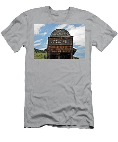 Antique Shingle Mill Men's T-Shirt (Athletic Fit)