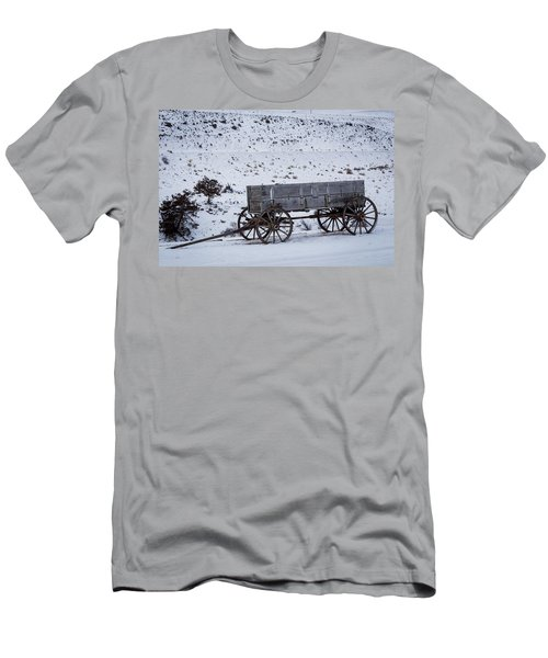 Antique Wagon Men's T-Shirt (Athletic Fit)