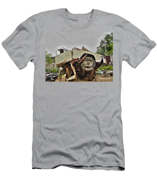 Antiques Broken Men's T-Shirt (Athletic Fit)