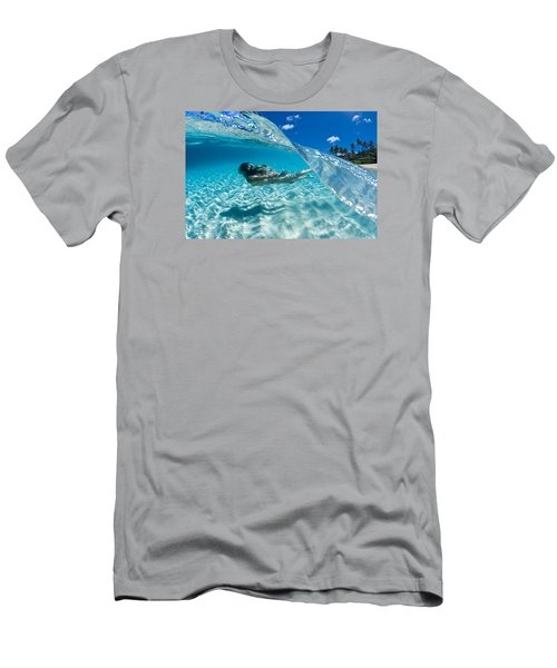 Aqua Dive Men's T-Shirt (Athletic Fit)