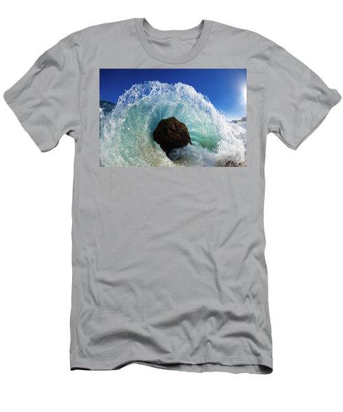 Aqua Dome Men's T-Shirt (Athletic Fit)