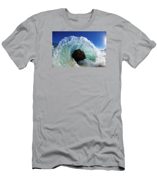 Aqua Dome Men's T-Shirt (Athletic Fit)