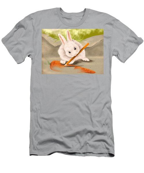 Are You Hungry? Men's T-Shirt (Athletic Fit)