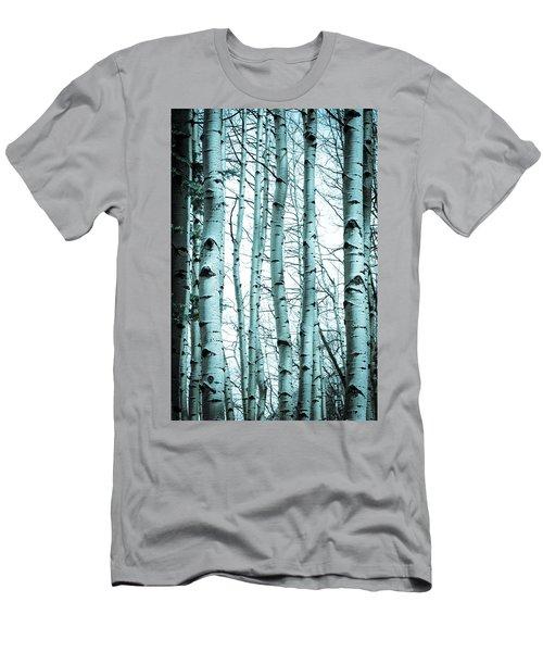 Aspen Blues Men's T-Shirt (Athletic Fit)