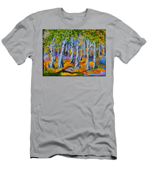 Aspen Friends In Walkerville Men's T-Shirt (Athletic Fit)