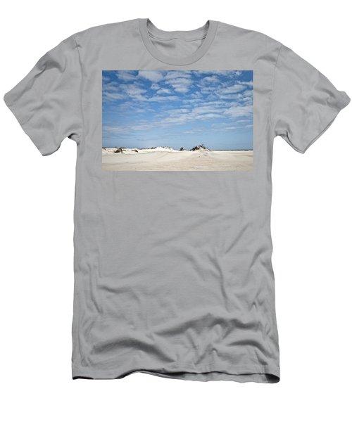 Assateague National Park Dunes Men's T-Shirt (Athletic Fit)