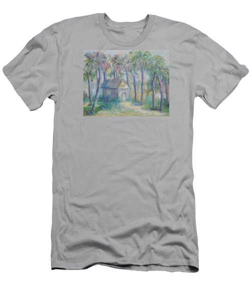 At Home In Marineland Fl Men's T-Shirt (Athletic Fit)