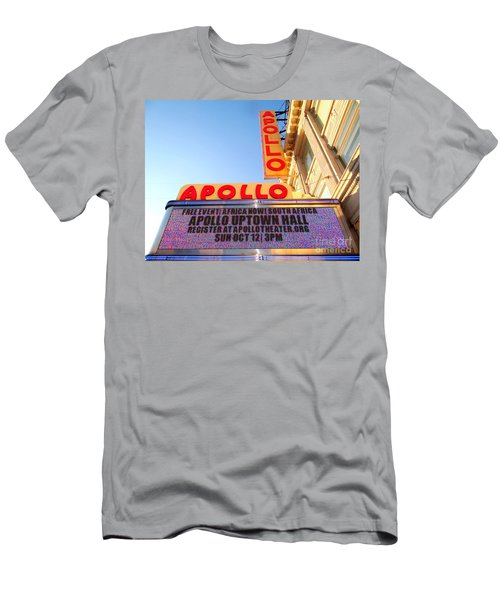 At The Apollo Men's T-Shirt (Athletic Fit)