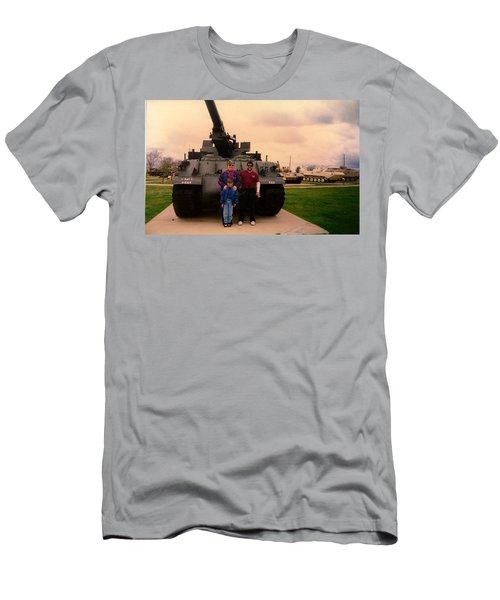 Attention Men's T-Shirt (Athletic Fit)