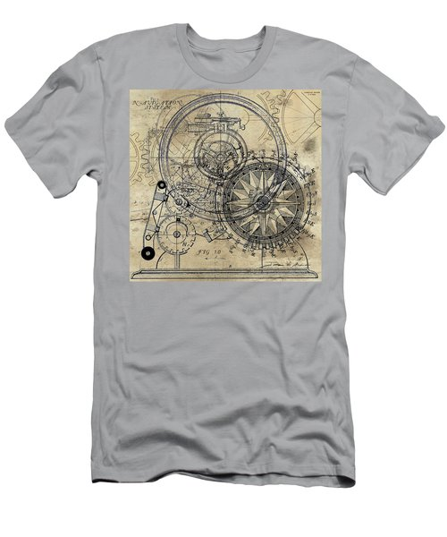 Autowheel II Men's T-Shirt (Athletic Fit)