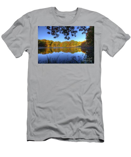 Autumn In Heaven Men's T-Shirt (Athletic Fit)