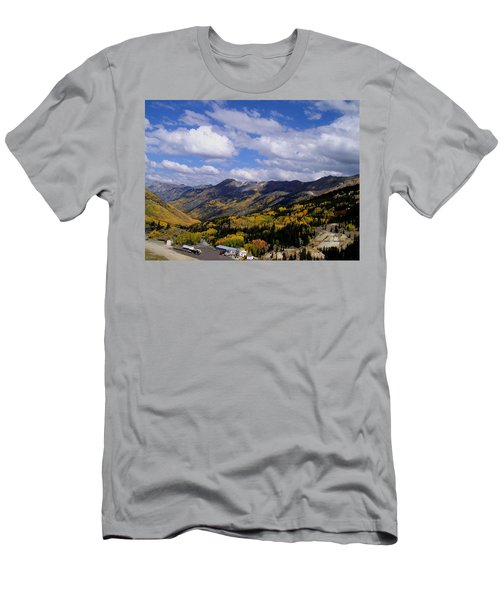 Autumn In The High Country Men's T-Shirt (Athletic Fit)