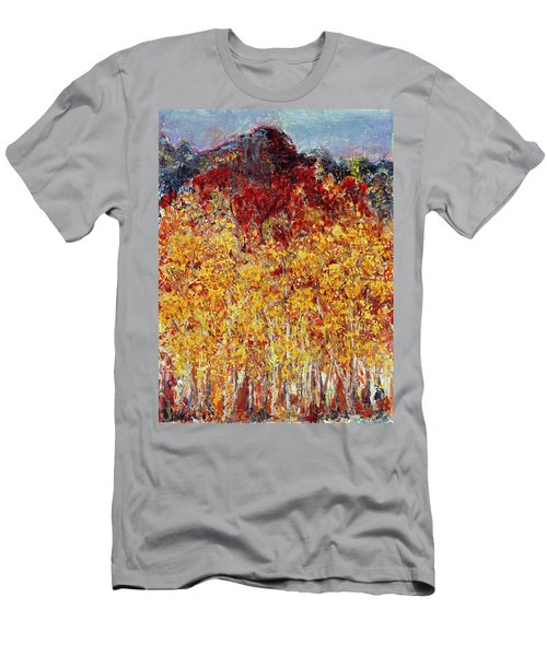 Autumn In The Pioneer Valley Men's T-Shirt (Athletic Fit)