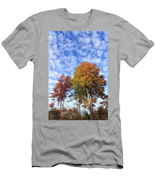 Autumn Perfection Men's T-Shirt (Athletic Fit)
