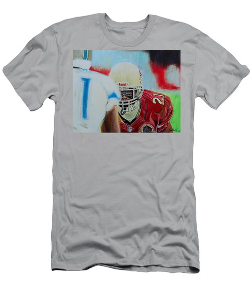 Az Cardinals Patrick Peterson Men's T-Shirt (Athletic Fit)