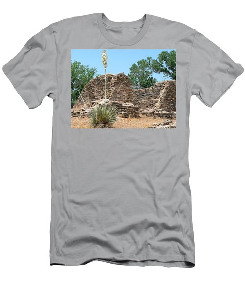 Aztec Ruins National Monument Men's T-Shirt (Athletic Fit)