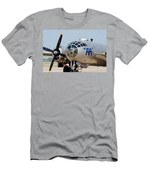 B-29 Bomber Fifi Men's T-Shirt (Athletic Fit)