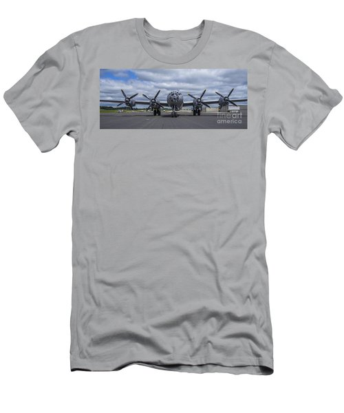 B29  Superfortress Men's T-Shirt (Athletic Fit)