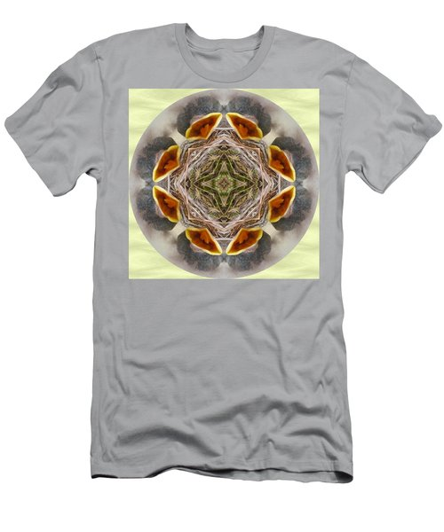Baby Bird Kaleidoscope Men's T-Shirt (Athletic Fit)