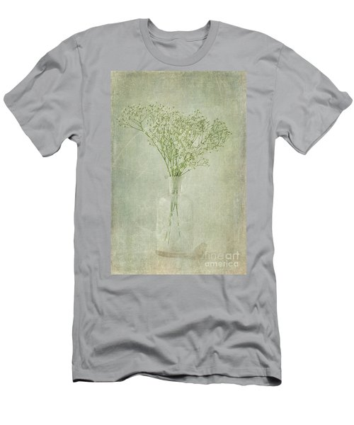 Baby's Breath Men's T-Shirt (Athletic Fit)