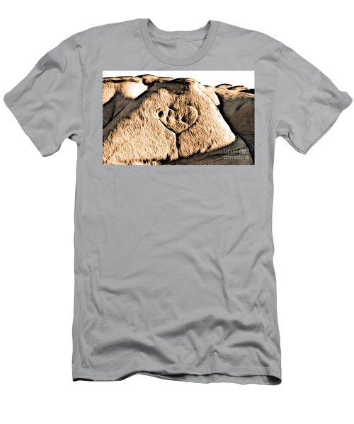 Badlands Love Men's T-Shirt (Athletic Fit)
