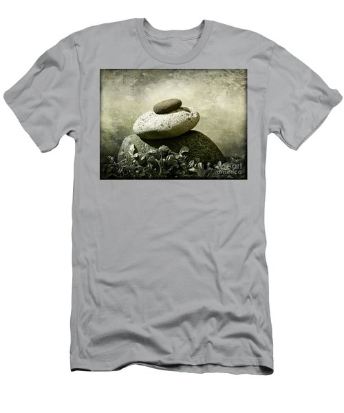 Balanced 2 Men's T-Shirt (Athletic Fit)